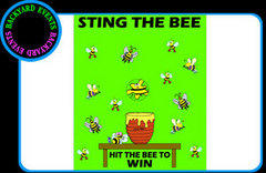Sting the Bee $65.00 DISCOUNTED PRICE